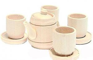Игровой набор Чайный сервиз на 4 персоны