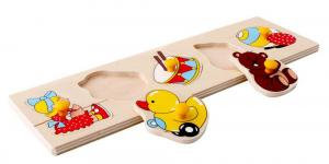 Рамка-вкладыш Детские Игрушки ЛЭМ