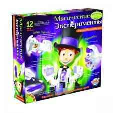 Магические эксперименты Науки с Буки Bondibon 12 экспериментов