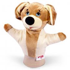 Игрушка-рукавичка Собачка 22 см