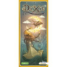 Настольная игра Диксит 5 Dixit 5 дополнение