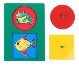 Секретики Лягушонок-Рыбка